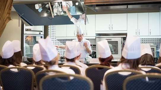 cuisine intensive