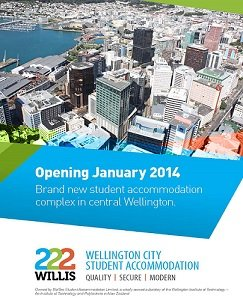 NZ 222 Willis St