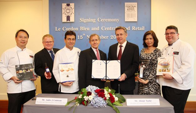 Partnership with Central Food Retail