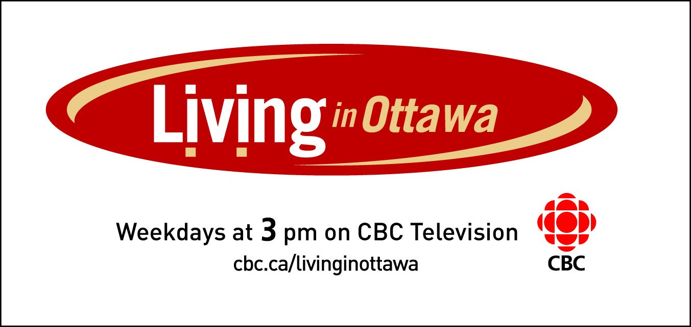CBC Living in Ottawa Show Logo