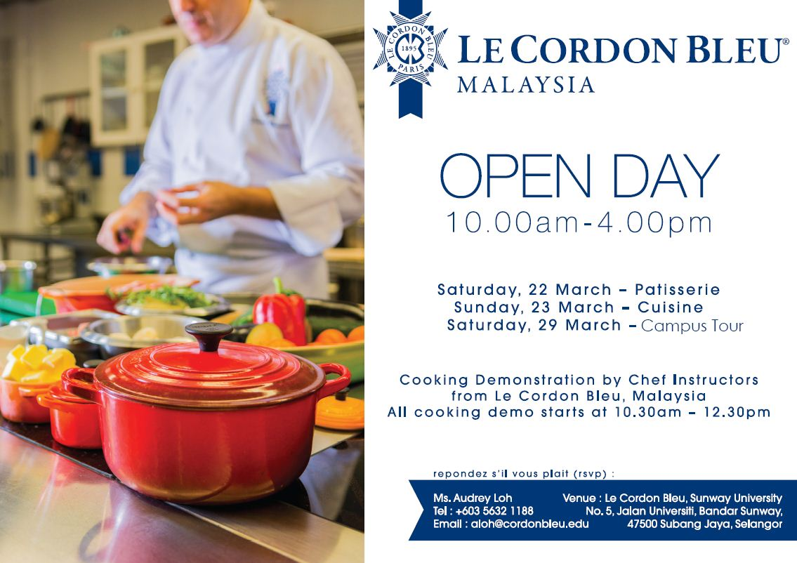 Open Day - March 2014