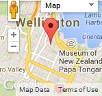 Google Map NZ