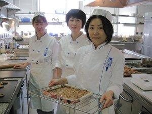 焼き菓子制作1