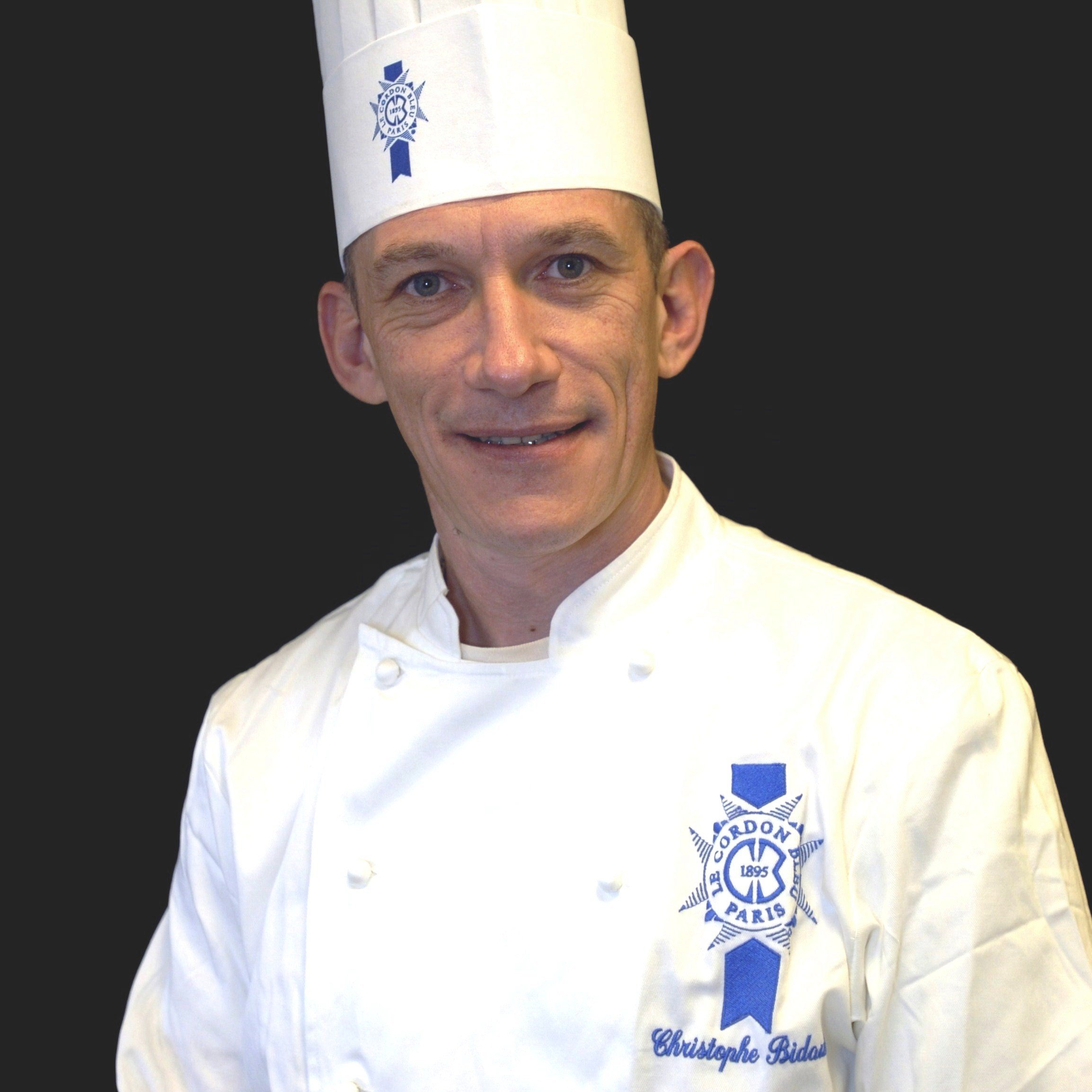 Chef Christophe Bidault - Master Chef at Le Cordon Bleu London