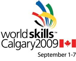 World Skills calgary logo
