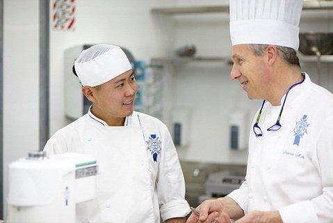 Chef Francis Le Cordon Bleu NZ