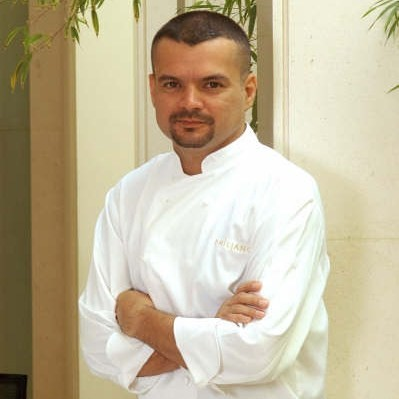 Fabio Barbosa Cuisine Diploma graduate at Le Cordon Bleu London