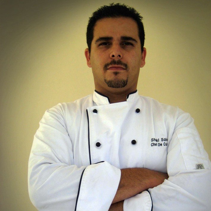 Shuki Salem, Cuisine Diploma graduate at Le Cordon Bleu London