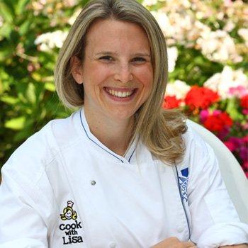 Lisa Roukin, Le Cordon Bleu graduate