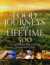 National Geographic Food Journeys of a Lifetime