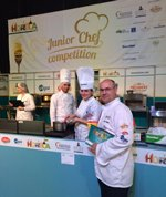 Chef Mahut Jury at Horeca Fair