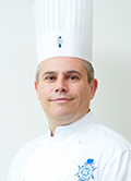 Le Cordon Bleu Daikanyama Pstry Chef Patric