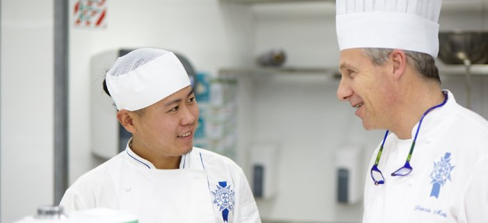 Chef Francis Le Cordon Bleu NZ