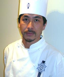Chef Toyonaga