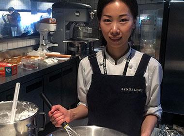 Le Cordon Bleu Sydney alumna Gyoka Yau Okina