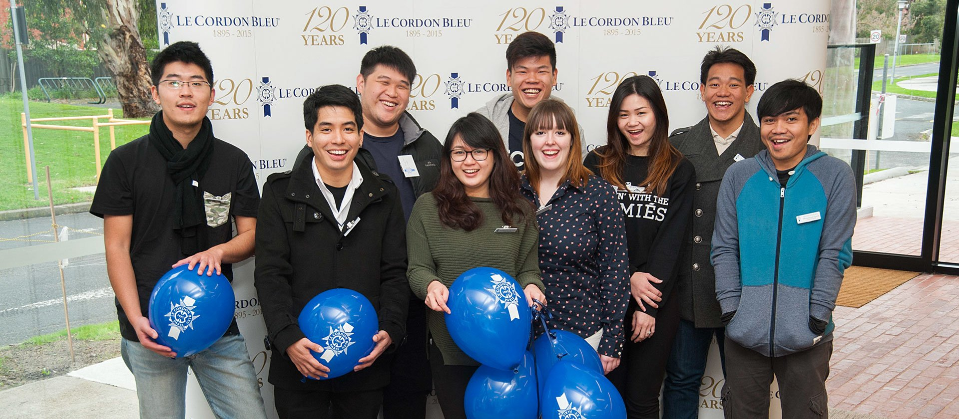 First orientation for Le Cordon Bleu Melbourne Students