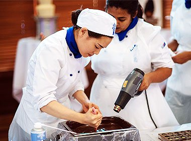 Le Cordon Bleu Students excel at Sydney Royal Competition