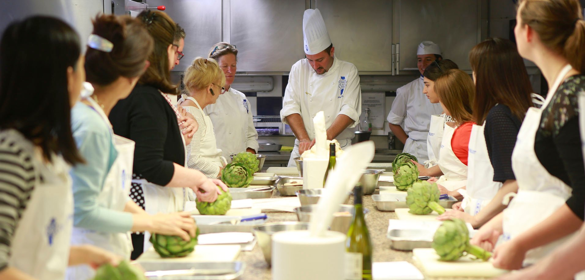 Le Cordon Bleu Paris workshop