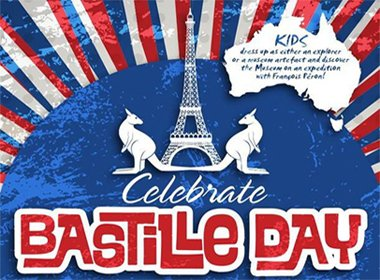 Celebrate Bastille Day in Style, Australia
