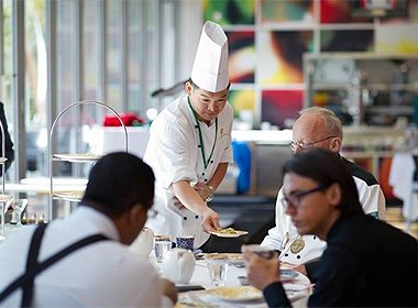 Le Cordon Bleu students and alumni win bronze at Dilmah Tea Challenge