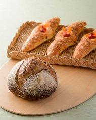 ブリオッシュ・クラクラン/スペルト小麦のパン