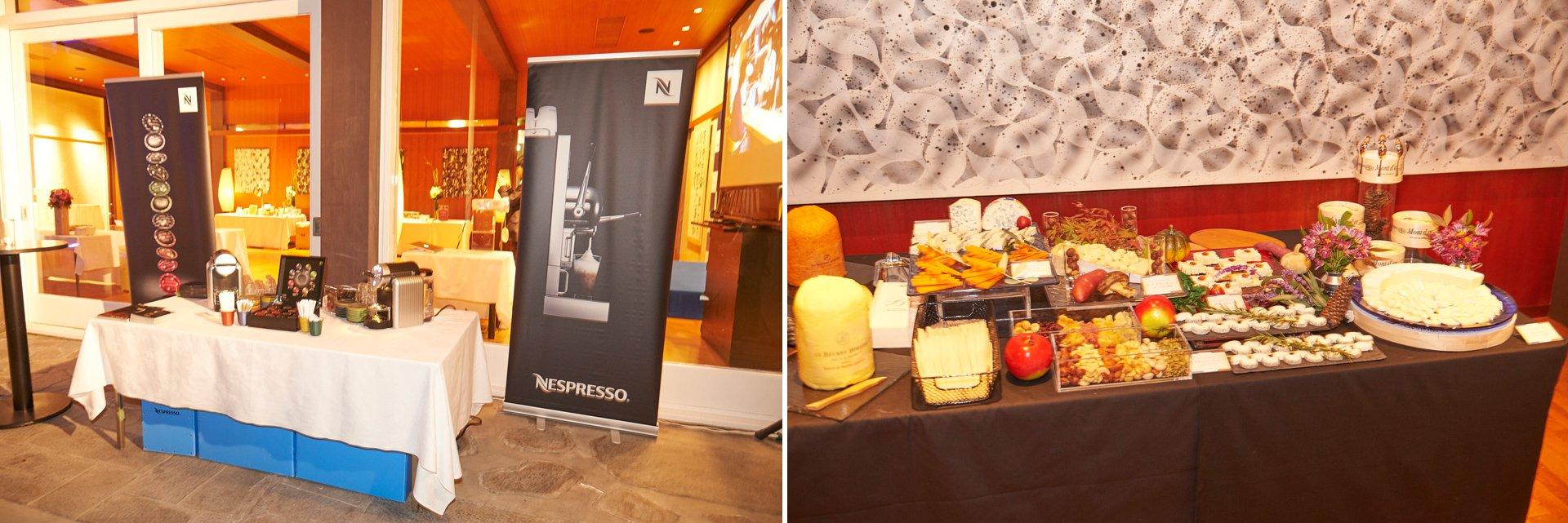 ネスレネスプレッソ(株)/ Nestle Nespresso K.K、 (株)フェルミエ/ Fermier S.A