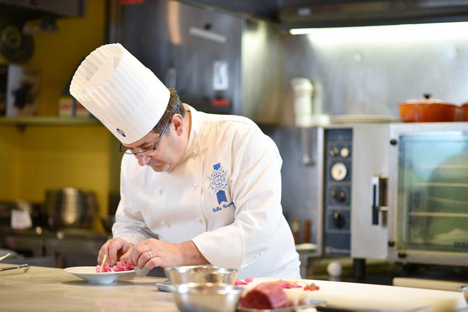 Le Cordon Bleu Tokyo Cuisine Chef, Gilles Company