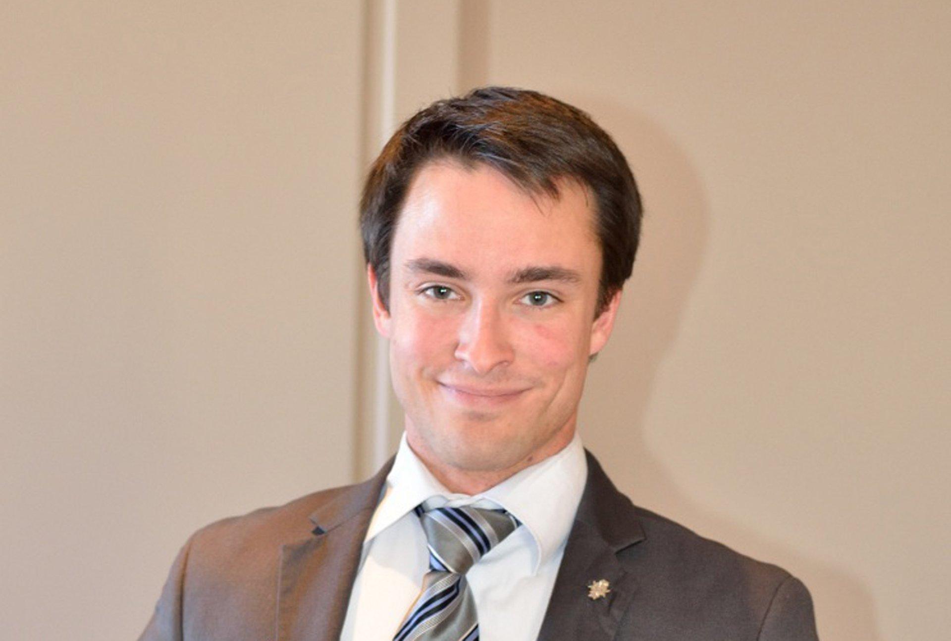 Guillaume Gondinet, ancien étudiant du Programme des métiers du Vin et Management
