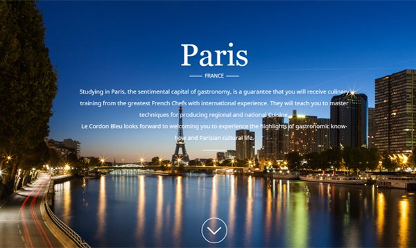 Le Cordon Bleu New Website Launched