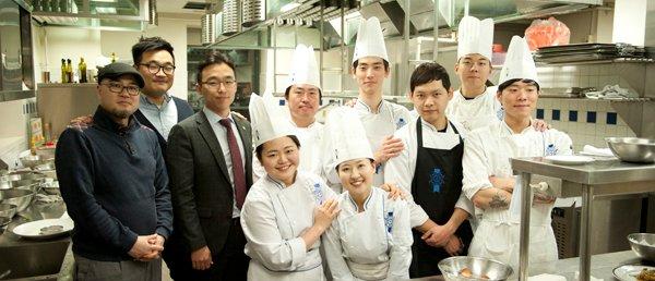 Le Cordon Bleu student pop-up restaurant