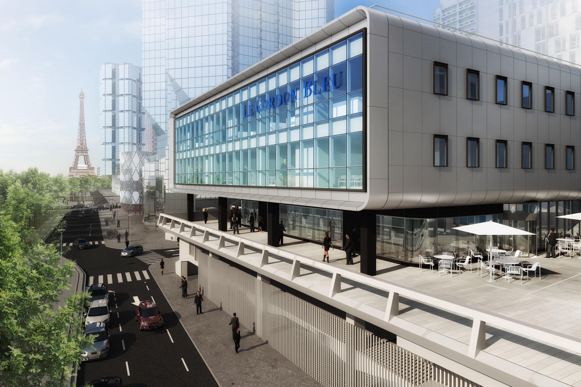 Nouveau Campus Le Cordon Bleu Paris