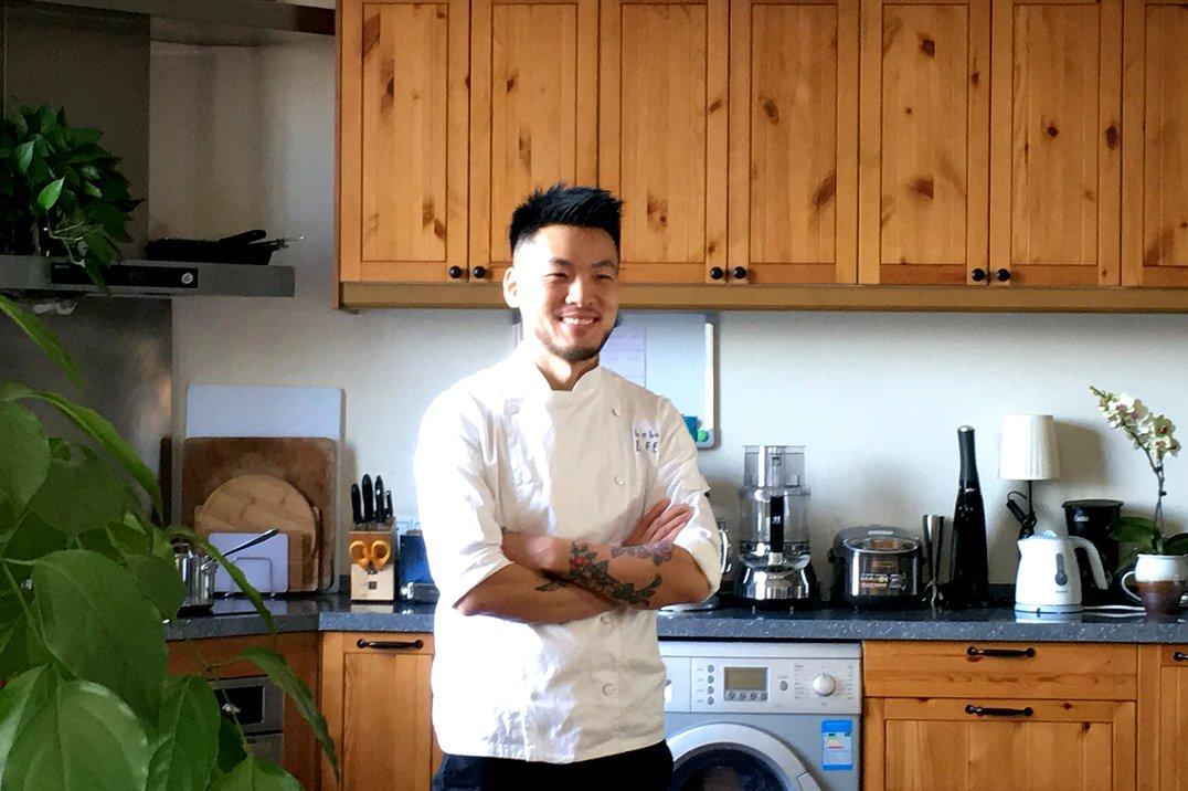 Meet Bobo Lee, Alumnus Pastry Diploma