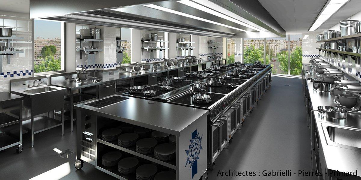 Nouvelle cole sur le devant de la seine le cordon bleu - Cours de cuisine cordon bleu ...