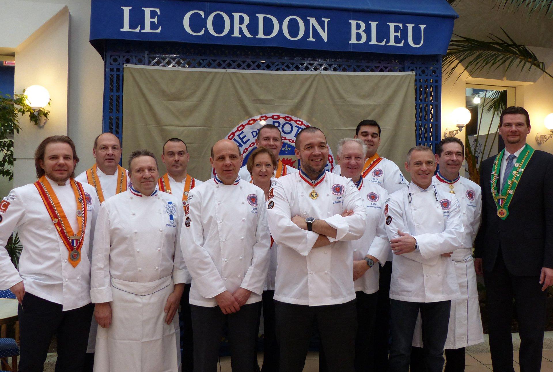 Jeune Chef Rôtisseur jury