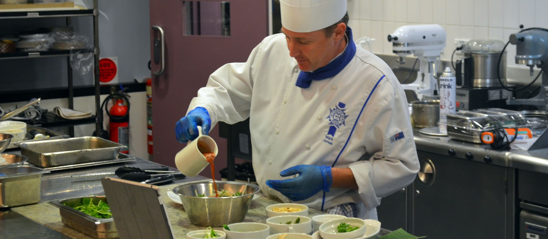 Cooking for Chemo at Le Cordon Bleu Sydney