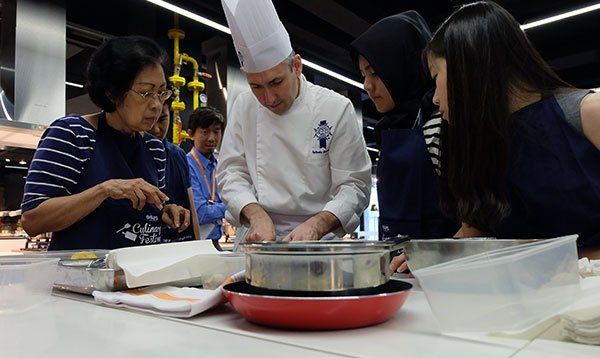 Le Cordon Bleu Culinary Festival in Indonesia