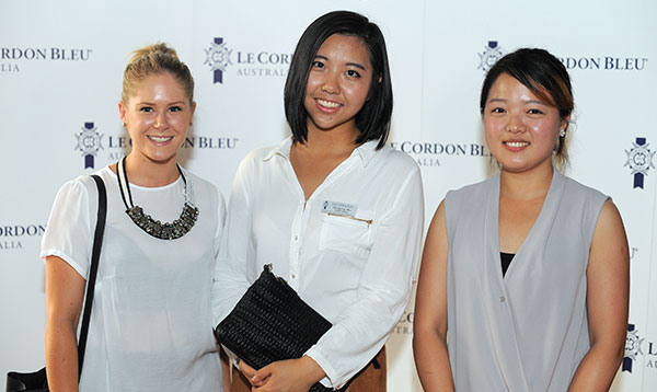 Le Cordon Bleu Adelaide culinary networking function