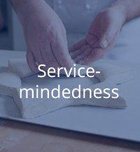 service mindedness