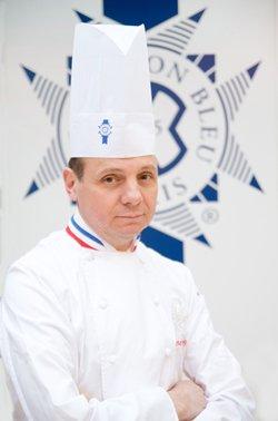 Chef Eric Briffard