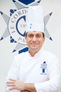 Chef Fabrice Danniel