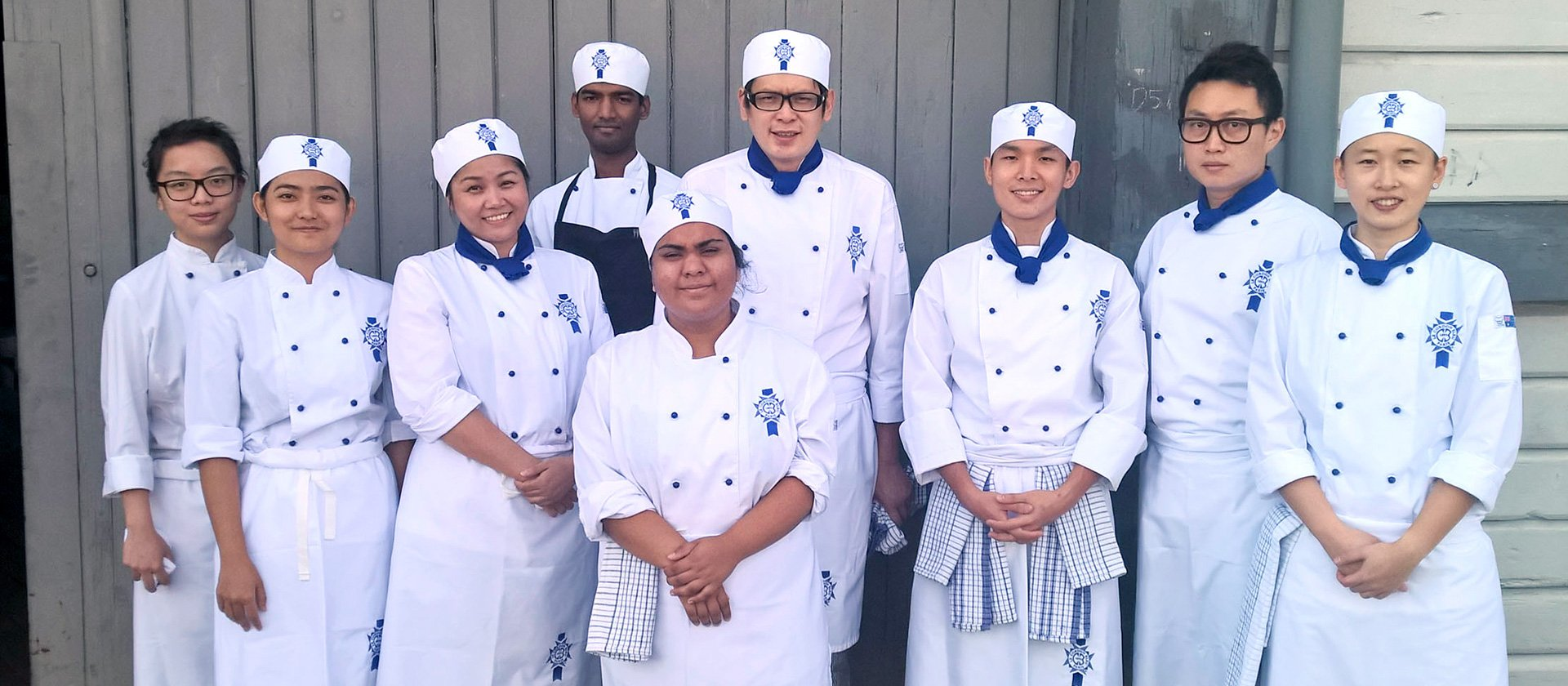 Le Cordon Bleu Sydney students cater high profile lunch