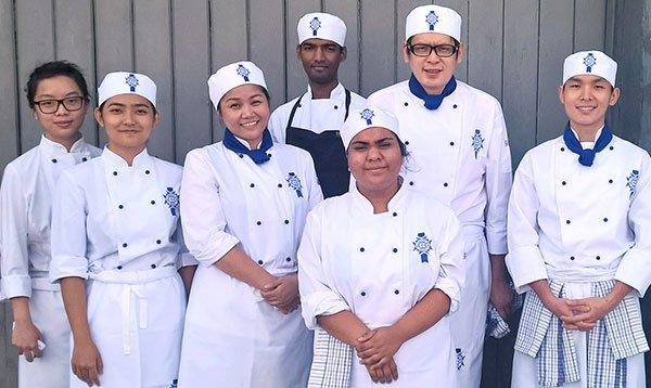 Le Cordon Bleu Sydney career service - Hive Catering