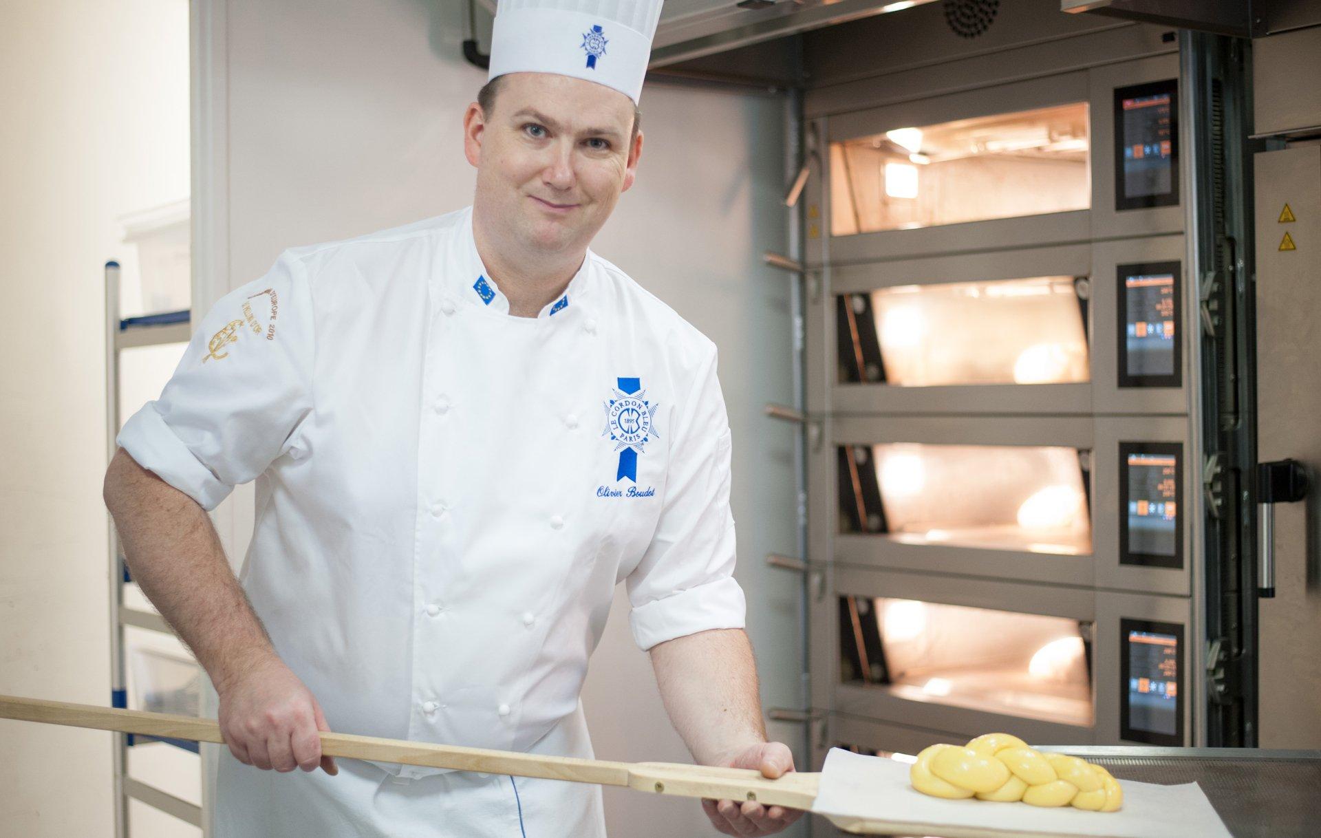 Chef Boudot, Diplôme de Boulangerie