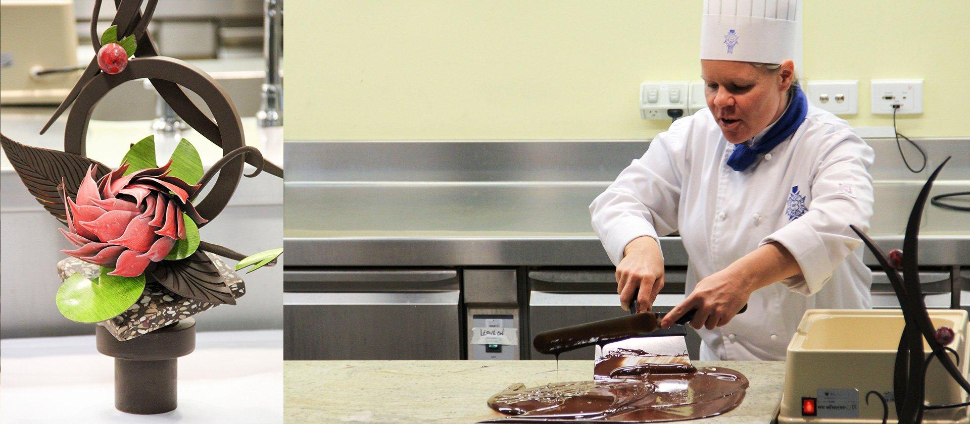 Jenni Key - Le Cordon Bleu Adelaide Chef