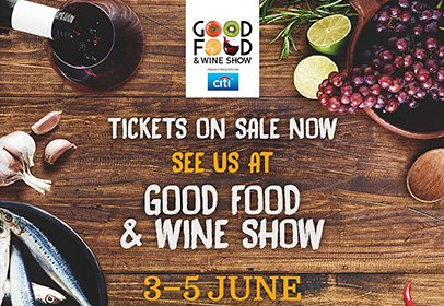 Good Food Wine Show 2016 Melbourne