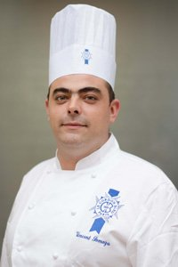 Chef Vincent Somoza