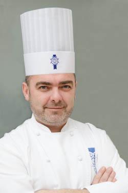Chef Frédéric Lessourd
