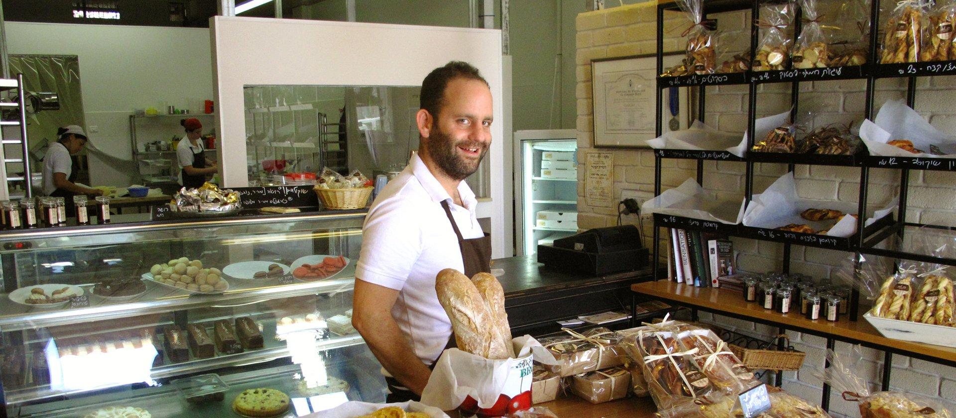 Chef David Laor