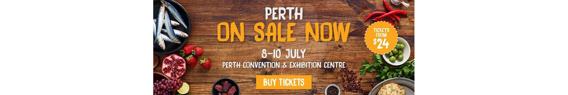 Good Food Wine Show 2016 Perth