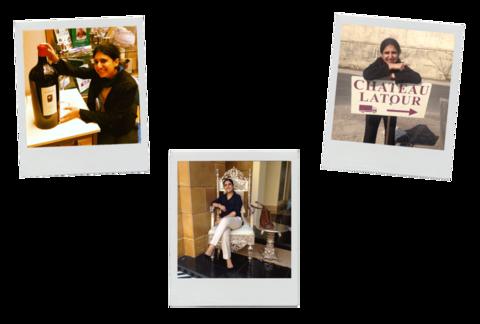ancienne étudiante Programme des Métiers du VIn et Management Radhika Puar